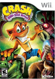 Crash: Mind Over Mutant para Wii