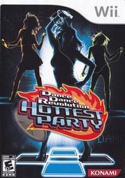 Dance Dance Revolution Hottest Party para Wii