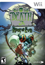 Death Jr.: Root of Evil para Wii