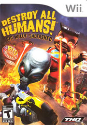 Destroy All Humans! Big Willy Unleashed para Wii