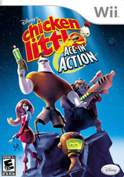 Disney's Chicken Little: Ace in Action para Wii