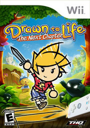 Drawn to Life: The Next Chapter para Wii