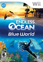 Endless Ocean: Blue World para Wii