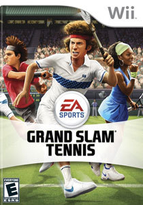 Grand Slam Tennis para Wii