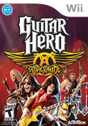 Guitar Hero: Aerosmith para Wii