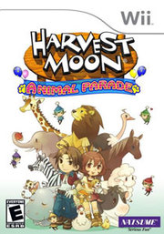 Harvest Moon: Animal Parade para Wii