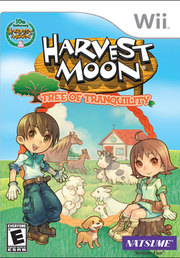Harvest Moon: Tree of Tranquility para Wii