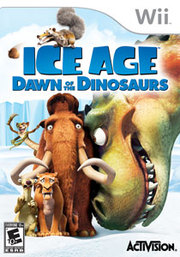 Ice Age: Dawn of the Dinosaurs para Wii