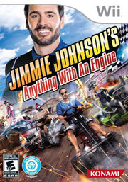 Jimmie Johnson-s Anything With an Engine para Wii