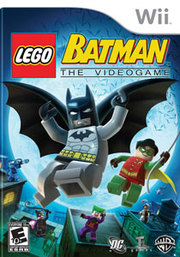 LEGO Batman: The Videogame para Wii