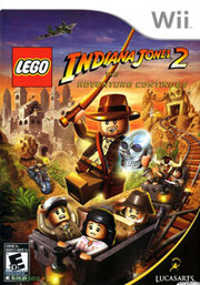Lego Indiana Jones 2: The Adventure Continues para Wii