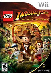 Lego Indiana Jones: The Original Adventures para Wii