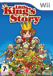 Little King-s Story para Wii