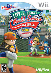 Little League World Series Baseball 2008 para Wii