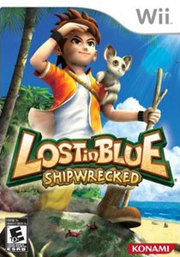 Lost in Blue: Shipwrecked para Wii