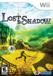 Lost in Shadow para Wii