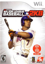 Major League Baseball 2K8 para Wii