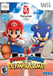 Mario & Sonic at the Olympic Games para Wii