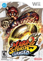 Mario Strikers Charged para Wii