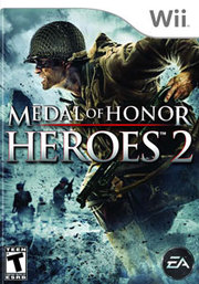 Medal of Honor Heroes 2 para Wii