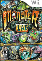 Monster Lab para Wii