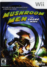 Mushroom Men: The Spore Wars para Wii