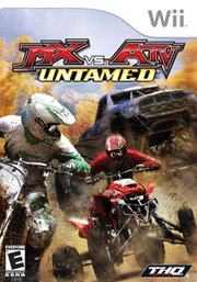 MX vs. ATV Untamed para Wii
