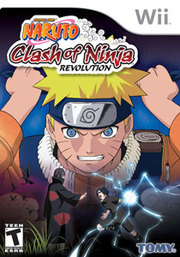 Naruto: Clash of Ninja Revolution para Wii