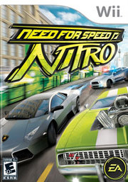 Need for Speed: Nitro para Wii