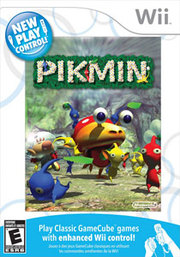 New Play Control! Pikmin para Wii
