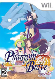 Phantom Brave: We Meet Again para Wii