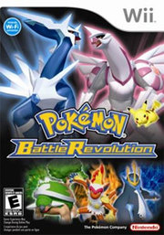 Pokemon Battle Revolution para Wii