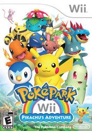 PokePark Wii: Pikachu-s Adventure