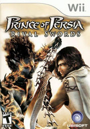 Prince of Persia Rival Swords para Wii