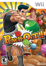 Punch-Out!! para Wii
