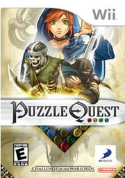 Puzzle Quest: Challenge of the Warlords para Wii