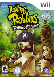Raving Rabbids: Travel in Time para Wii
