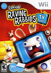 Rayman Raving Rabbids: TV Party para Wii