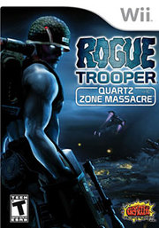 Rogue Trooper: Quartz Zone Massacre para Wii