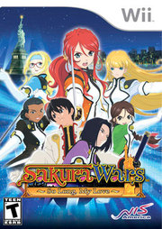 Sakura Wars: So Long, My Love para Wii