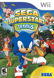 Sega Superstars Tennis para Wii
