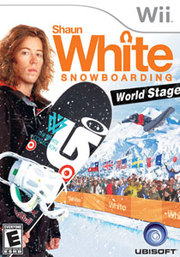 Shaun White Snowboarding: World Stage para Wii