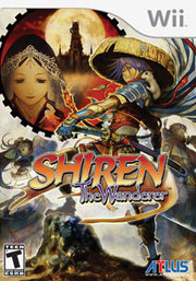 Shiren the Wanderer para Wii