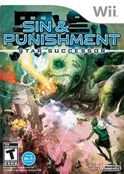 Sin and Punishment: Star Successor para Wii