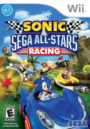 Sonic & Sega All-Stars Racing para Wii