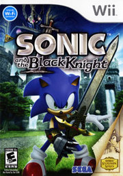 Sonic and the Black Knight para Wii