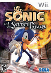Sonic and the Secret Rings para Wii