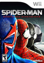 Spider-Man: Shattered Dimensions para Wii