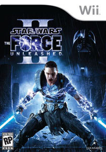Star Wars: The Force Unleashed II para Wii