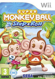 Super Monkey Ball: Step & Roll para Wii